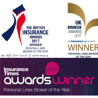 The British Insurance Awards 2017 Winner Personal Lines Broker of the year
